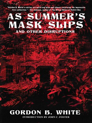 cover image of As Summer's Mask Slips and Other Disruptions