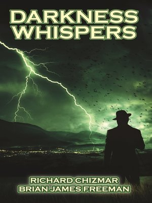 cover image of Darkness Whispers