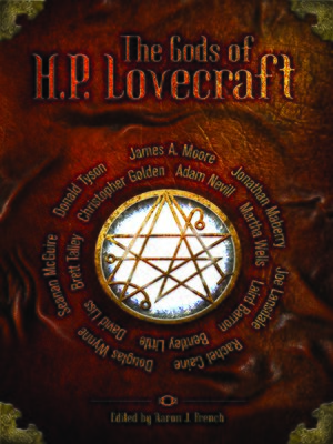 cover image of The Gods of HP Lovecraft