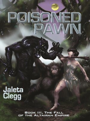 cover image of Poisoned Pawn