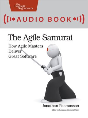 Cover Image Of The Agile Samurai