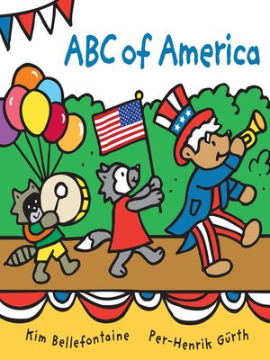 cover image of ABC of America