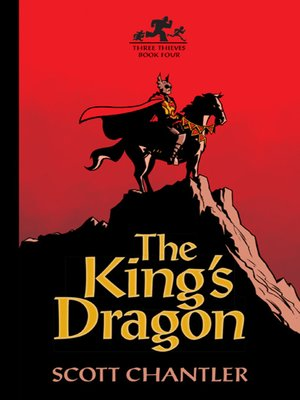 cover image of The King's Dragon
