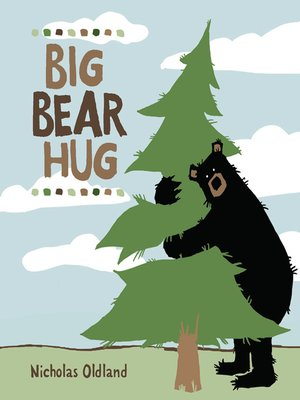 cover image of Big Bear Hug