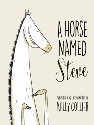 cover image of A Horse Named Steve