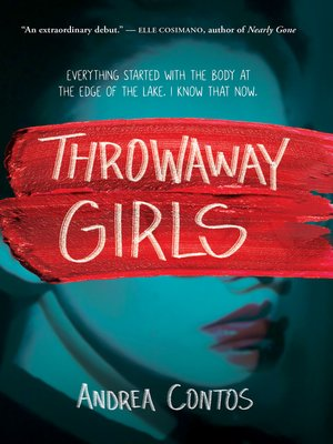 cover image of Throwaway Girls