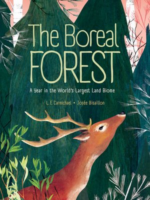 cover image of The Boreal Forest