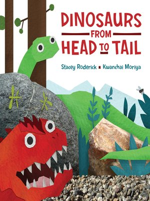 cover image of Dinosaurs from Head to Tail
