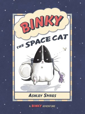cover image of Binky the Space Cat