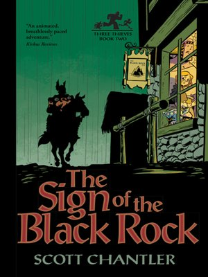 cover image of The Sign of the Black Rock