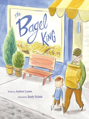 cover image of The Bagel King