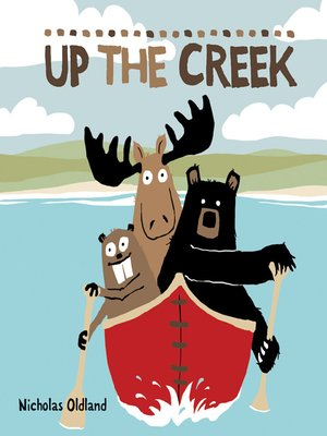 cover image of Up the Creek