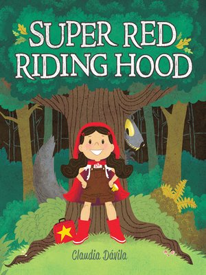 cover image of Super Red Riding Hood