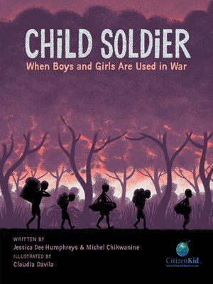 cover image of Child Soldier