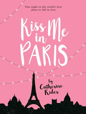 cover image of Kiss Me in Paris