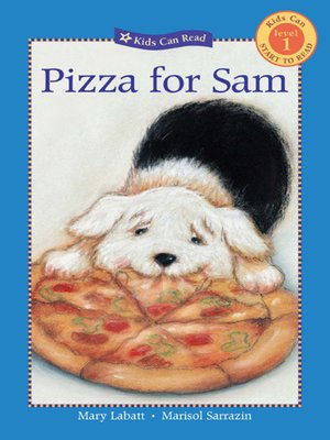 cover image of Pizza for Sam