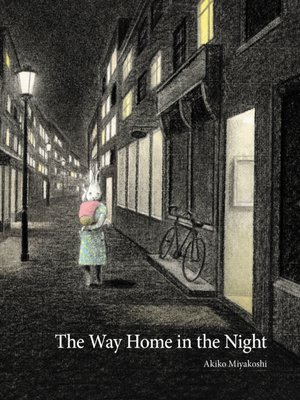 cover image of The Way Home in the Night