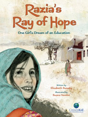 cover image of Razia's Ray of Hope