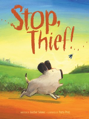 cover image of Stop, Thief!