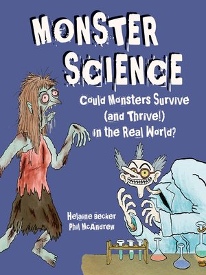 cover image of Monster Science