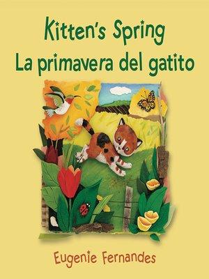 cover image of Kitten's Spring