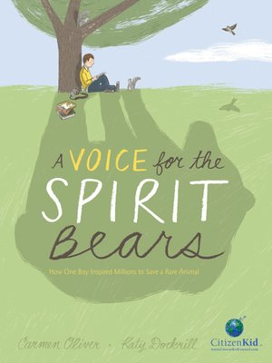 cover image of A Voice for the Spirit Bears