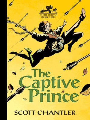 cover image of The Captive Prince