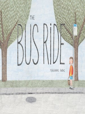 cover image of The Bus Ride