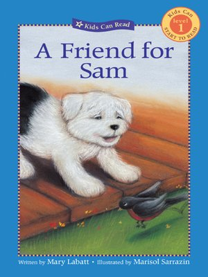 cover image of A Friend for Sam