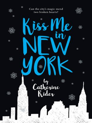cover image of Kiss Me in New York