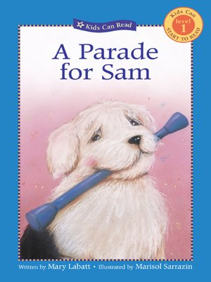 cover image of A Parade for Sam