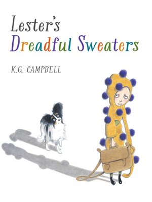 cover image of Lester's Dreadful Sweaters