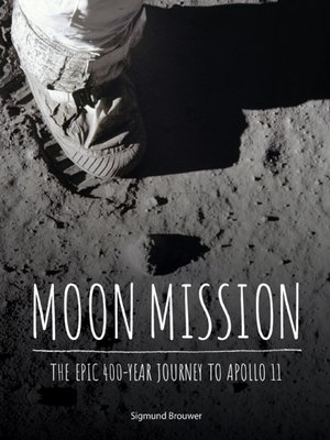 cover image of Moon Mission