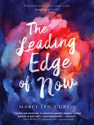 cover image of The Leading Edge of Now