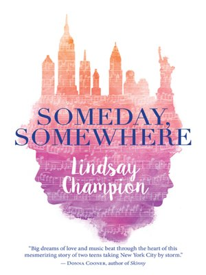 cover image of Someday, Somewhere