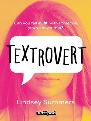 cover image of Textrovert