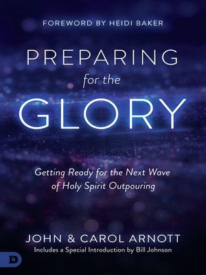 cover image of Preparing for the Glory