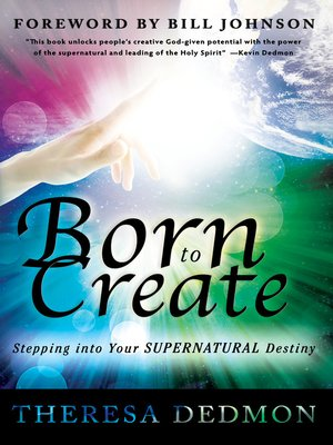 cover image of Born to Create