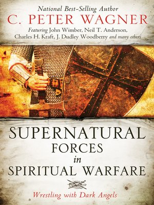 cover image of Supernatural Forces in Spiritual Warfare