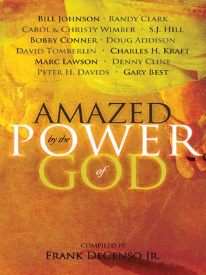 cover image of Amazed by the Power of God