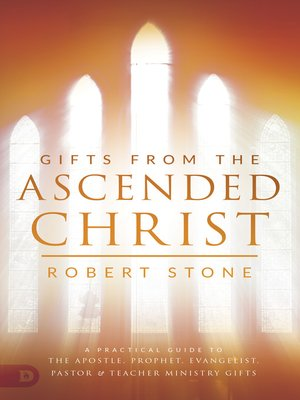 cover image of Gifts from the Ascended Christ