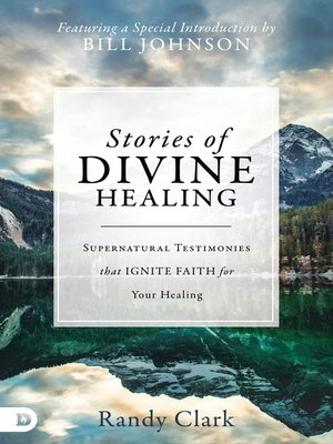 cover image of Stories of Divine Healing