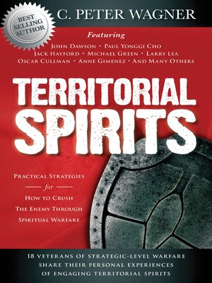 cover image of Territorial Spirits