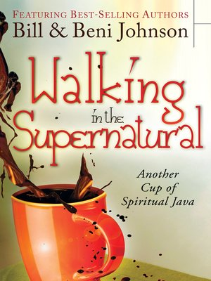 cover image of Walking in the Supernatural