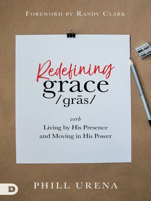 cover image of Redefining Grace