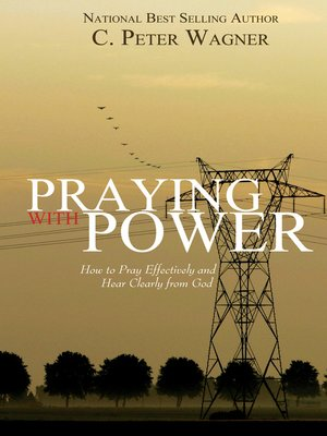 cover image of Praying with Power