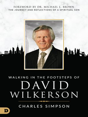 cover image of Walking in the Footsteps of David Wilkerson