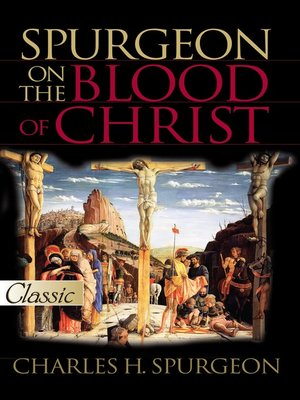 cover image of Spurgeon on the Blood of Christ