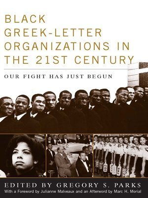 cover image of Black Greek-letter Organizations in the Twenty-First Century