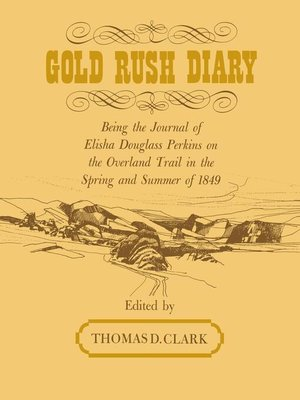 cover image of Gold Rush Diary